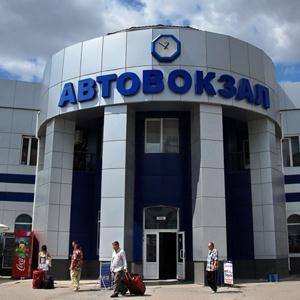 Автовокзалы Сланцев