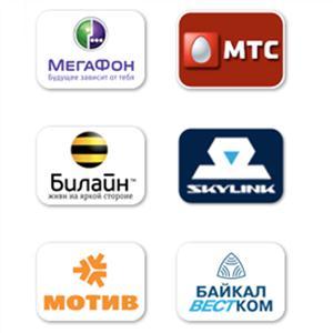 Операторы сотовой связи Сланцев