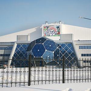 Спортивные комплексы Сланцев