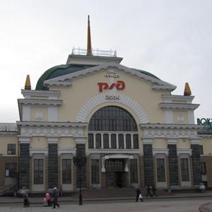 Железнодорожные вокзалы Сланцев